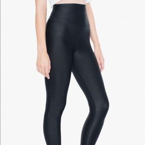 American Apparel High Wasted Leggings